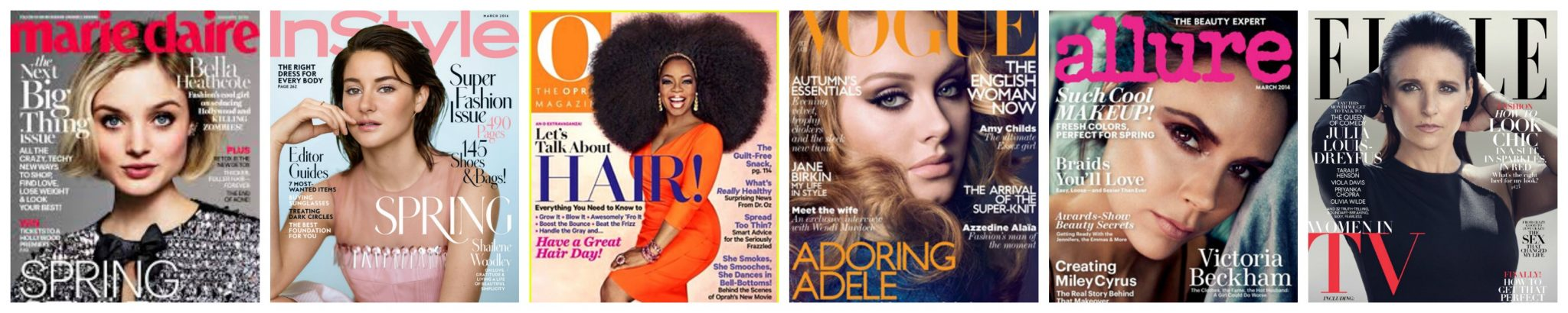 How to Join Product Testing Panels for 6 Top Beauty Magazines graphic