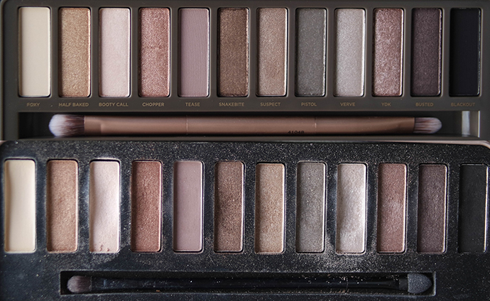 Want an $8 Dupe for Urban Decay's $54 Naked Eye Shadow Palette? graphic