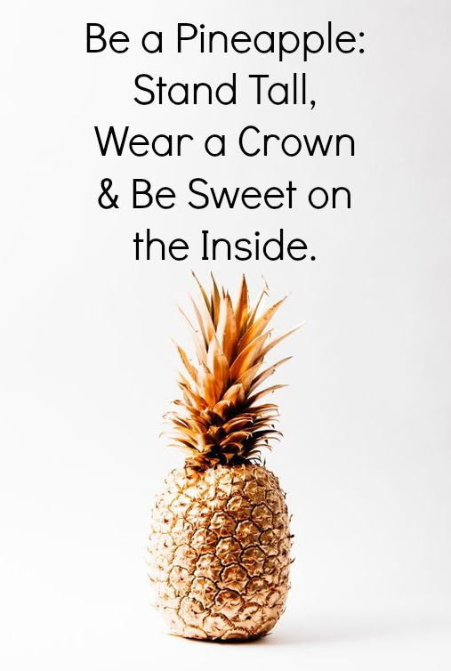 Do you aspire to be a piece of fruit? graphic
