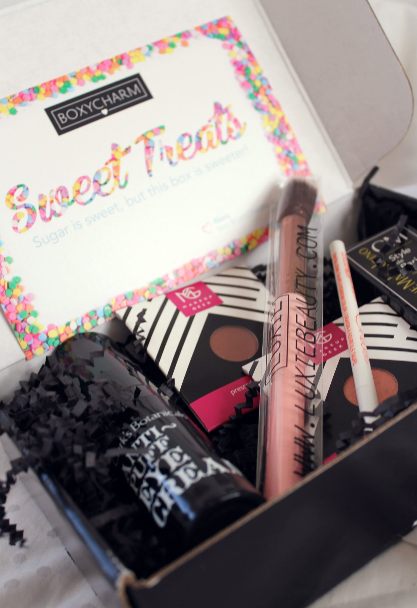 March BoxyCharm is Full of Beauty Treats graphic