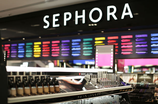 Cosmetics Swag Alert from Sephora graphic