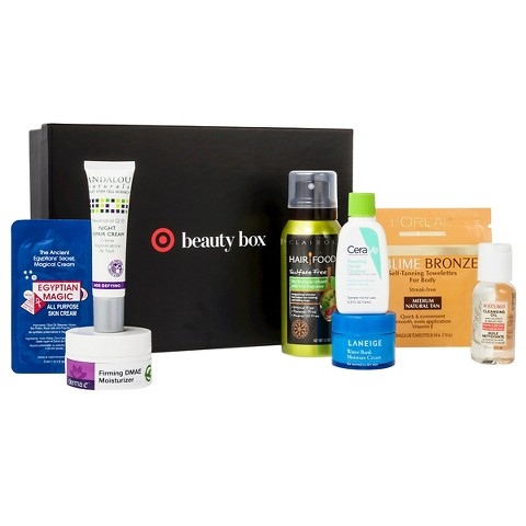 Box alert! May Target Beauty Box on Sale Right Now! graphic