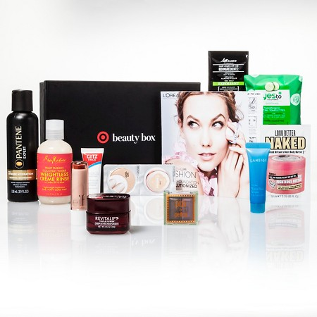 Box alert! June Target Beauty box on sale right now! graphic