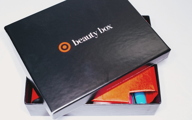 Target Box Alert! 2016 December Target Beauty Box on sale now for $10! graphic