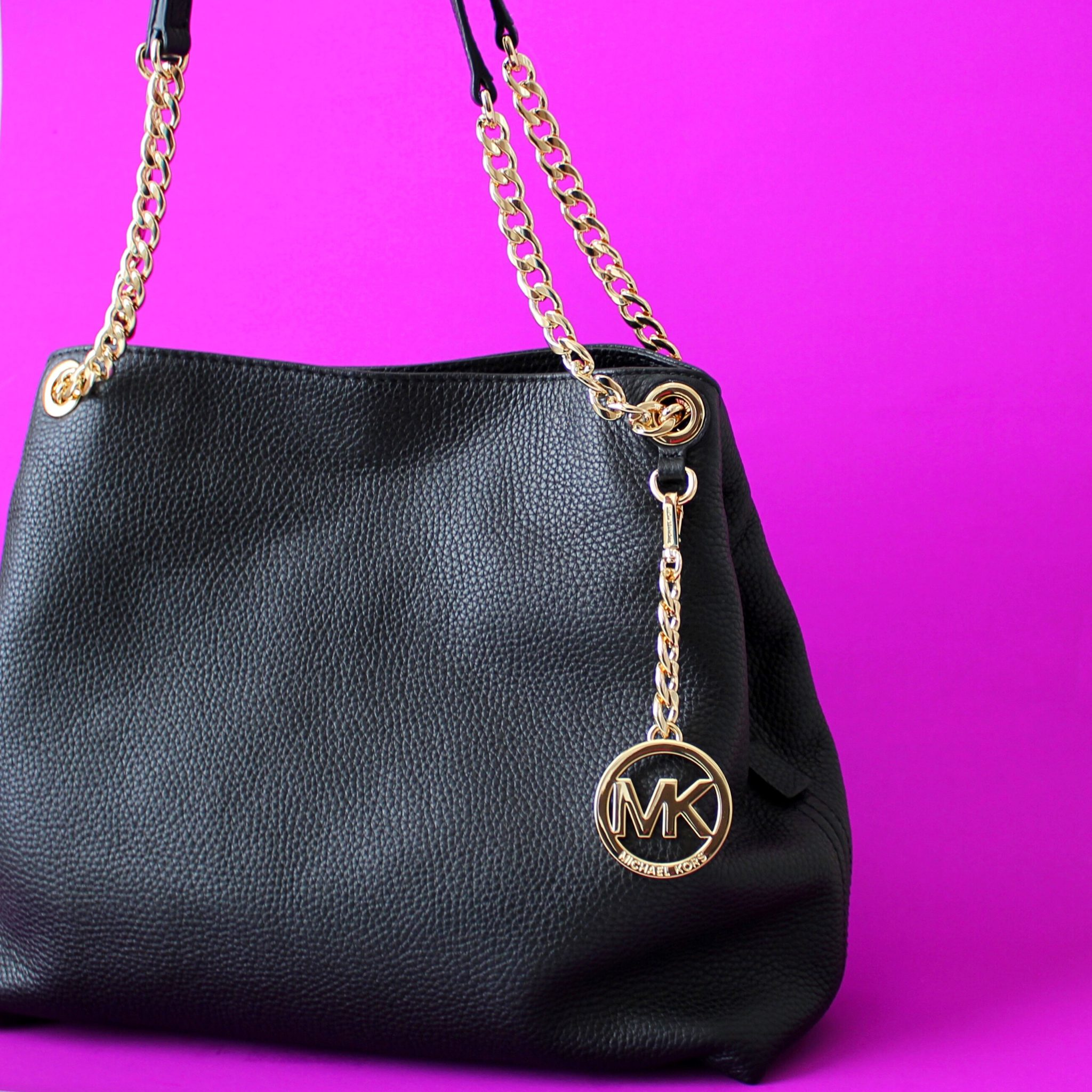 Michael Kors Jet Set Shoulder Bag Review & Unboxing graphic