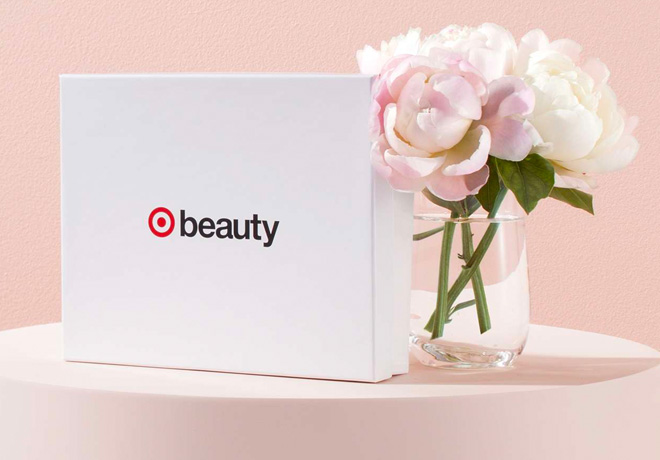 Target Beauty Box March 2018 Alert! graphic