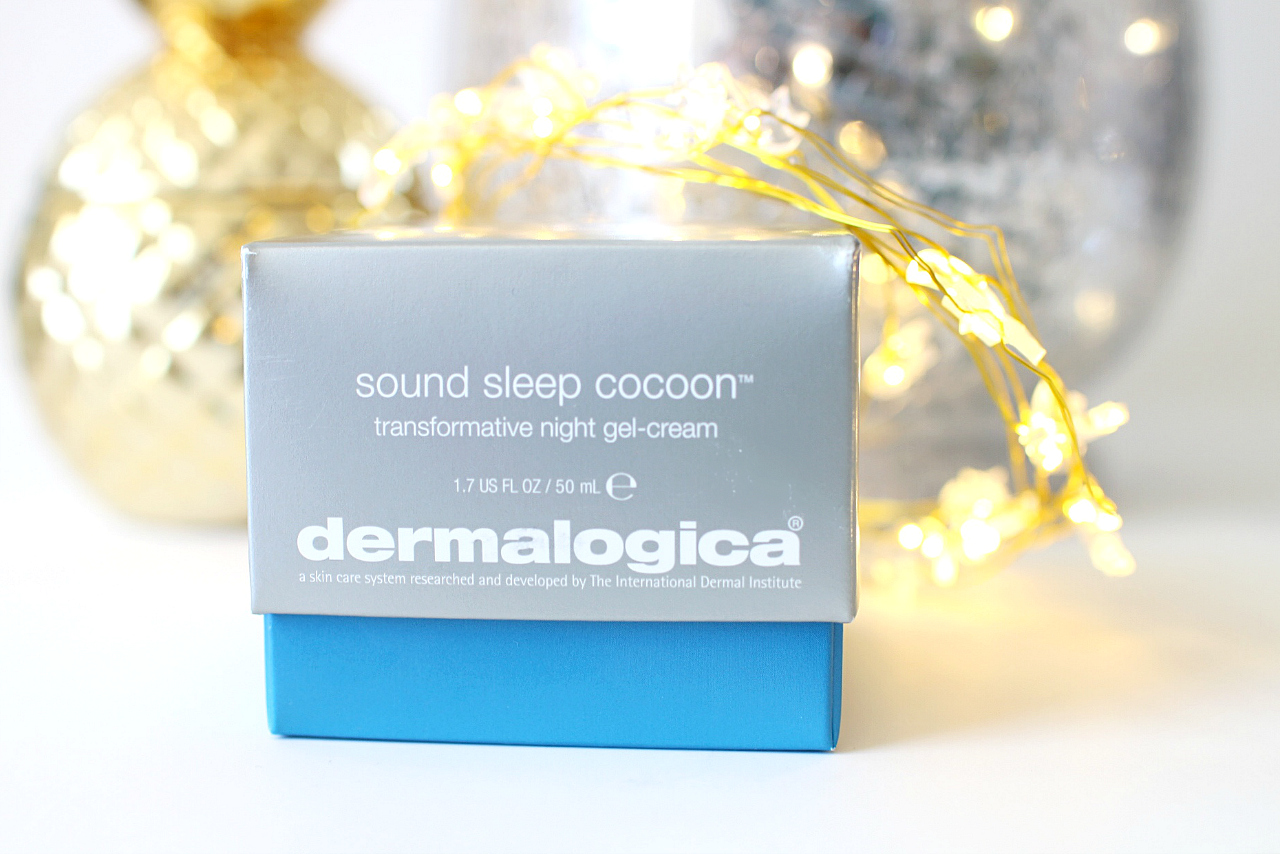 Dermalogica Sound Sleep Cocoon Review! graphic