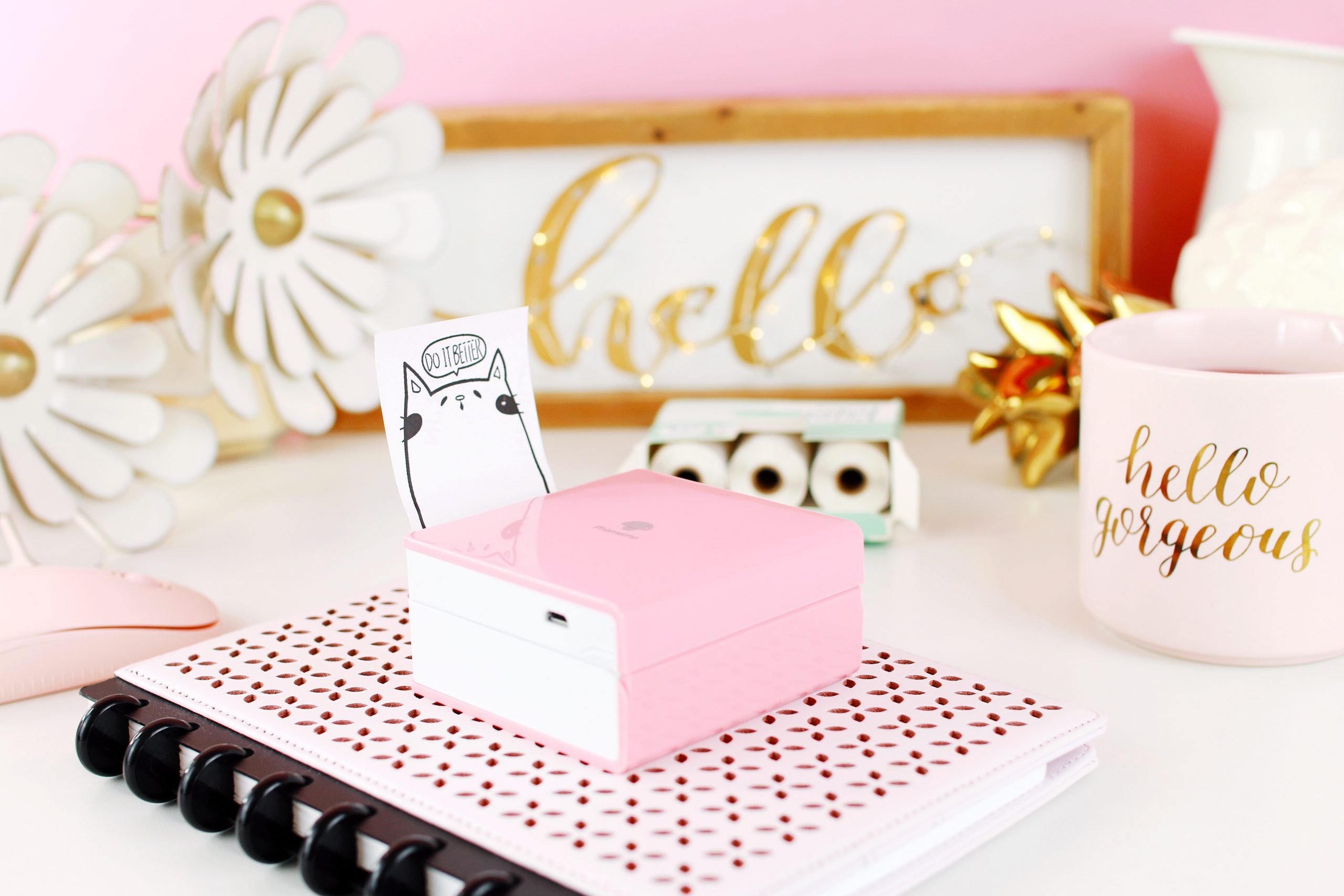 Best Mini Sticker Printer: Phomemo Pocket Printer Review graphic